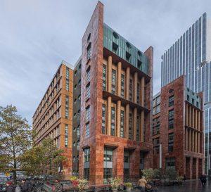 Amsterdam, Olanda – Claude Debussylaan 54