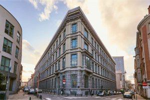 Bruxelles, Belgio – Rue du Champ de Mars 21