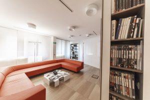 Milano, Italia – Creative Campus – viale Jenner 17