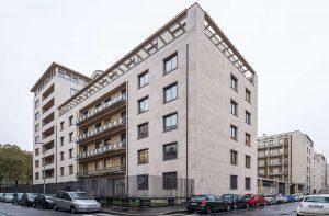 Torino, Italia – via Marconi 10