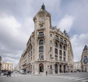 Parigi, Francia – Rue de Reaumur 132