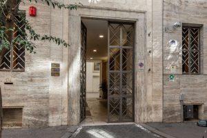 Roma, Italia – via Valadier 37
